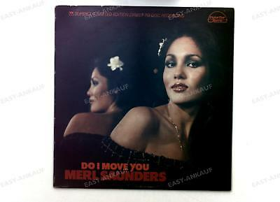 Merl Saunders - Do I Move You US LP 1979 Direct-To-Disc Supercut Soul Jazz /5