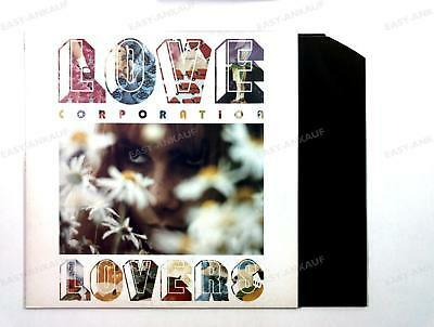 Love Corporation - Lovers UK LP 1991 Creation Records Indie House /2