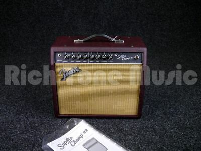 Fender Super Champ X2 Combo FSR Ltd Edition Ox Blood - 2nd Hand