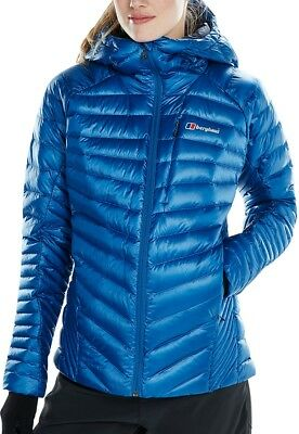 Berghaus Extrem Micro Down Insulated Ladies Jacket - Blue