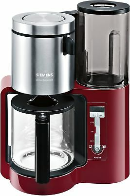 SIEMENS Filter-Kaffeemaschine cranberry red TC86304
