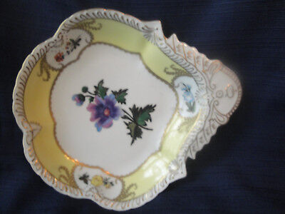 Chelsea House China Floral Dish