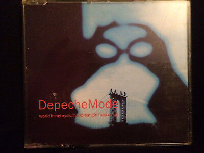 Depeche Mode World In My Eyes Original UK CD single 1990