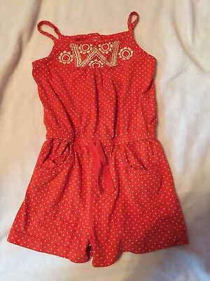 Carters Romper Size 6
