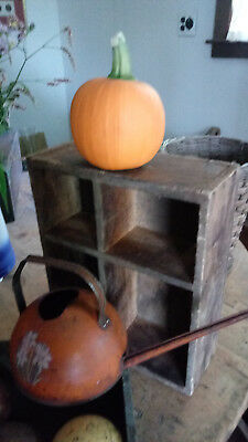 Charming Antique Child's Watering Can  Great Form, Pumpkin Color Aafa Nr