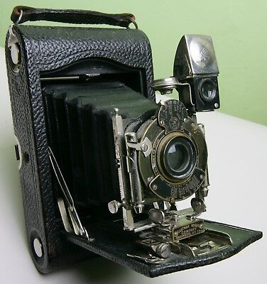 No.3 AUTOGRAPHIC KODAK FOLDING CAMERA FOR DISPLAY (RESTORATION)