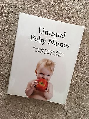 Unusual Baby Name Book