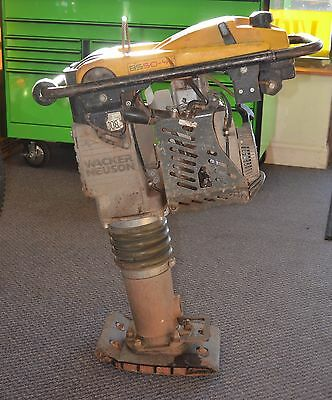 """*Wacker Neuson BS50-4S 11"""" 4 Cycle Rammer Jumping Jack NJ Local Pick Up Only"""