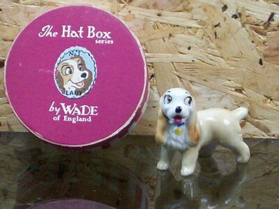 The Hat Box Series Original by Wade created WALT DISNEY no 1 LADY Rare complete