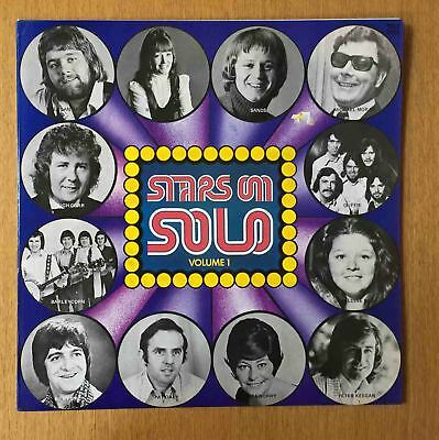 Stars on the Solo Label 1973 Vinyl LP Irish Showbands Release Records Ireland