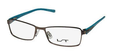 New Lightec By Morel 7071L Colorful Hot Stainless Steel Eyeglass Frame/Glasses