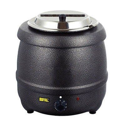 Buffalo Ge047 Soup Kettle With Insert And Lid