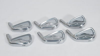 New! MIZUNO MP-25 FORGED IRONS (4-9) -Heads Only-