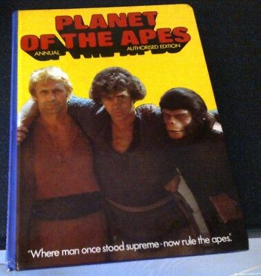 Planet of the Apes-Annual 1976 Authorised Edition by Brown Watson