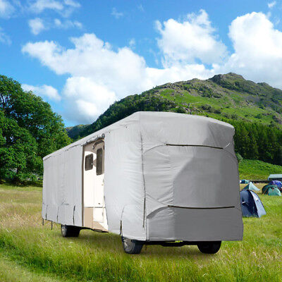 26-30' Feet Length Rv Motorhome Trailer Cover Covers Fifth Wheel Outdoor Storage