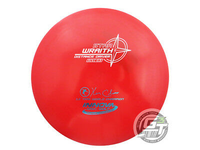 USED Innova Star Wraith 175g Bright Red Distance Driver Golf Disc