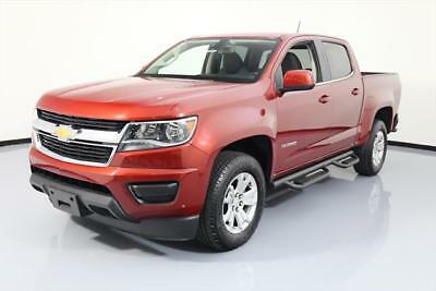 2016 Chevrolet Colorado LT Crew Cab Pickup 4-Door 2016 CHEVY COLORADO LT CREW REAR CAM SIDE STEPS 17K MI #354794 Texas Direct Auto