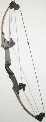 Vintage Bear Archery Polar Ltd Compound Bow Rh 45-65Lbs. Bow Hunt Euc Tradition