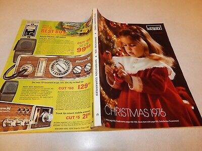 1976 Montgomery Ward   Christmas  Catalog