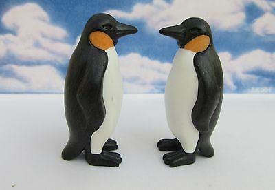 Playmobil  Penguins A Pair Of Adult Penguins-Zoo