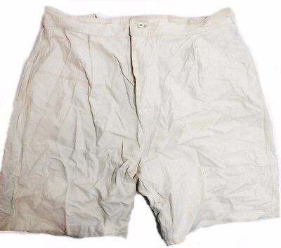 Original French WWII & Indochina Boxer Shorts Dated 1943