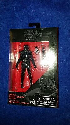 """Star Wars Wal-Mart Exclusive 3 3/4"""" Imperial Death Trooper!"""