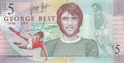 George Best Fiver Signed By Denis Law +  Man United  Cover And Signed Photo
