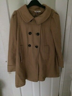 Asos Maternity Coat Size 10
