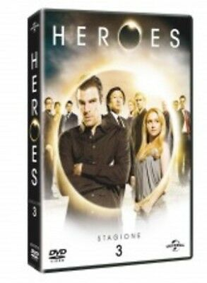 Heroes - Stagione 03  7 Dvd  Cofanetto  Serie-Tv