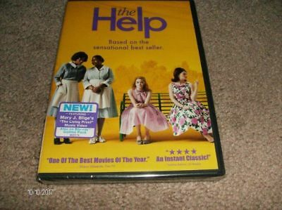 The Help - Emma Stone , Viola Davis - Dvd  Sealed