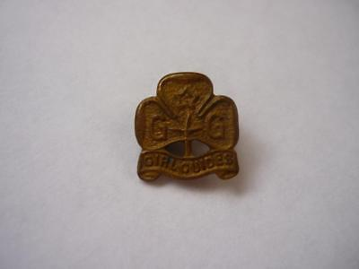 Girl Guides Miniature Promise Badge 1931-1968