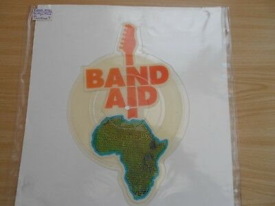 Band Aid=Do They Know It's Christmas (Shaped Picture Disc)  Ex+