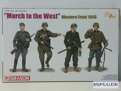 Dragon 1:35 6703 Match to the West - Western Front 1940 - NEU!