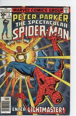 Spectacular Spider-Man (1976 1st Series) #3