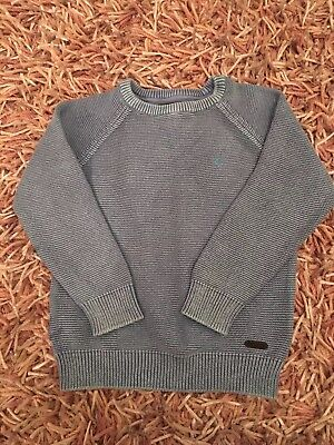 M&S Autograph Boys Jumper 3-4 Years