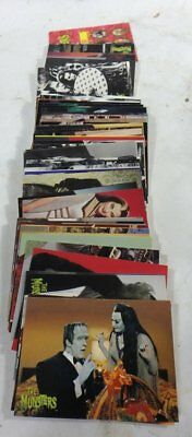 Mint Vintage 1997 All New The Munsters Complete 72 Trading Card Set By Dart