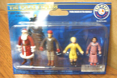 Lionel Trains 6-14273 The Polar Express Add-On Figures O Gauge