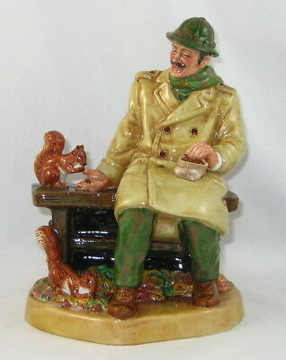"""Royal Doulton Figurine """"LUNCHTIME"""" HN 2485"""