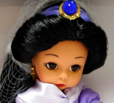 JASMINE ~ Madame Alexander Doll~ MADE EXCLUSIVE FOR WALT DISNEY GALLERY/LE 1000