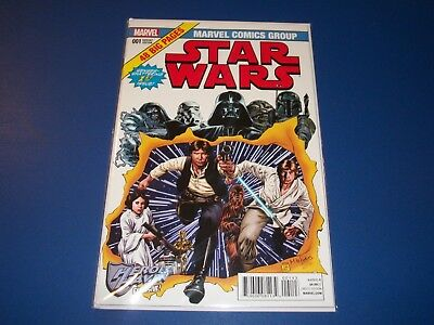 Star Wars #1 Heroes Haven  Variant Giant Size X-men #1 Homage Cover NM Gem Wow