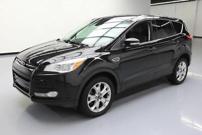 2013 Ford Escape SEL Sport Utility 4-Door 2013 FORD ESCAPE SEL AWD ECOBOOST HTD LEATHER 82K MILES #A54481 Texas Direct