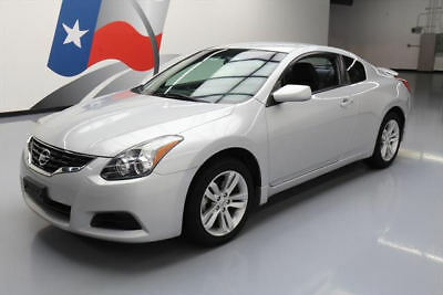 2013 Nissan Altima S Coupe 2-Door 2013 NISSAN ALTIMA 2.5 S COUPE AUTO SPOILER ALLOYS 42K #167200 Texas Direct Auto