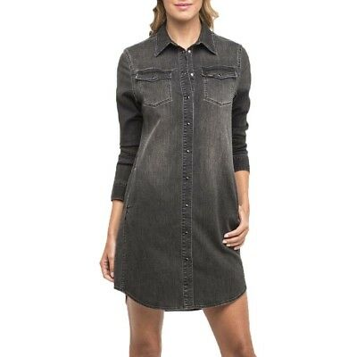 Lee Shirt Dress Vestidos