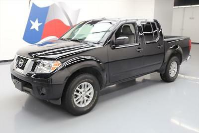 2016 Nissan Frontier  2016 NISSAN FRONTIER SV CREW AUTO BLUETOOTH ALLOYS 25K #737111 Texas Direct Auto