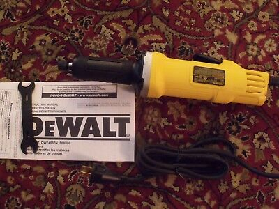 New  DeWalt  Die  Grinder  Electric