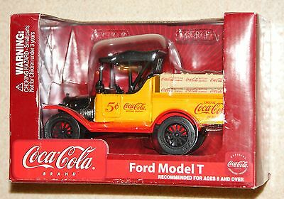 FORD MODEL T Coca Cola Bank  Collectible