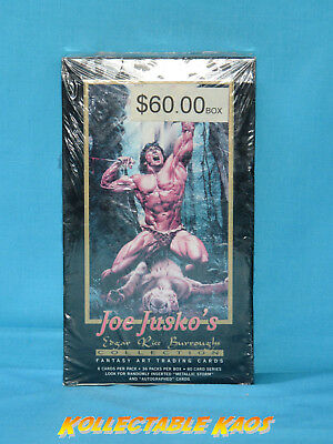 Joe Jusko's Collector Cards Sealed Box