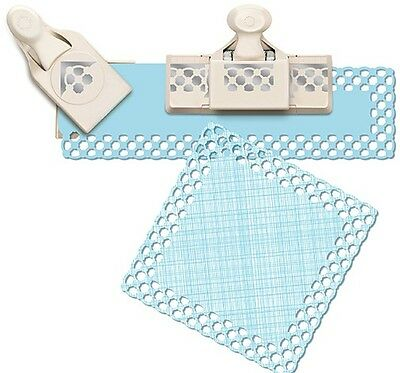 Martha Stewart Punch Around the Page Large Set - Triple Chain - Read Notes