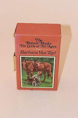 Barbara Van Tuyl - The Bonnie Books For Girls of All Ages - Vintage Box Set