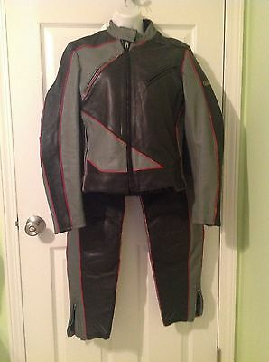 HEIN GERICKE LEATHER Motorcycle Riding Suit